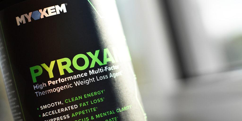 Bottle of pyroxamine