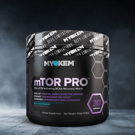 mTOR PRO elite muscle recovery hydration BCAA drink