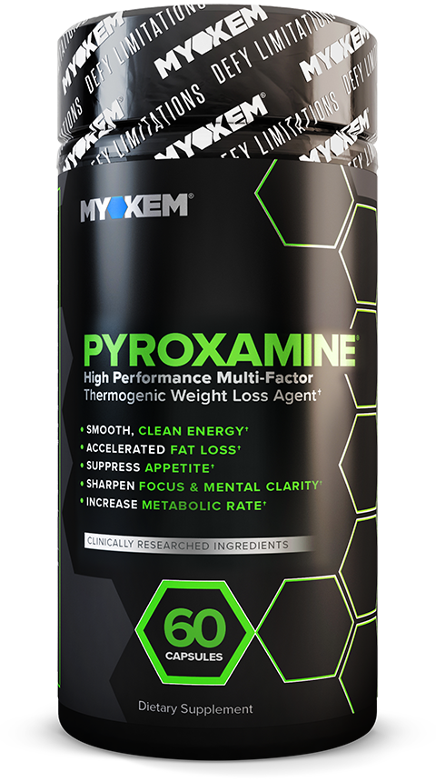 Pyroxamine bottle front