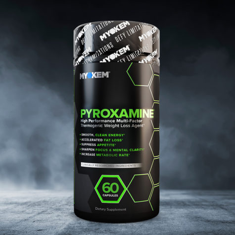 pyroxamine bottle front