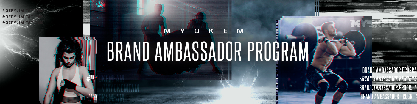 Brand Ambassador Program Header Banner
